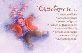 Christmas Is... (Christmas at Home - Cards) [Turtleback] image 2
