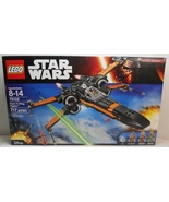 Lego Star Wars Poe's X-Wing Fighter 75102 includes BB-8, Poe Dameron - $109.95