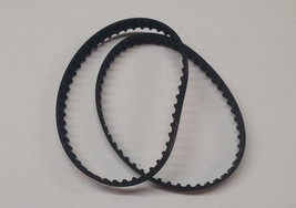 2 *NEW* Replacement 100XL037 Timing Belts 50 Teeth Cogged Black Rubber T... - $17.50