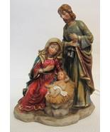 Lighted Table Top Nativity Figurine - $57.91