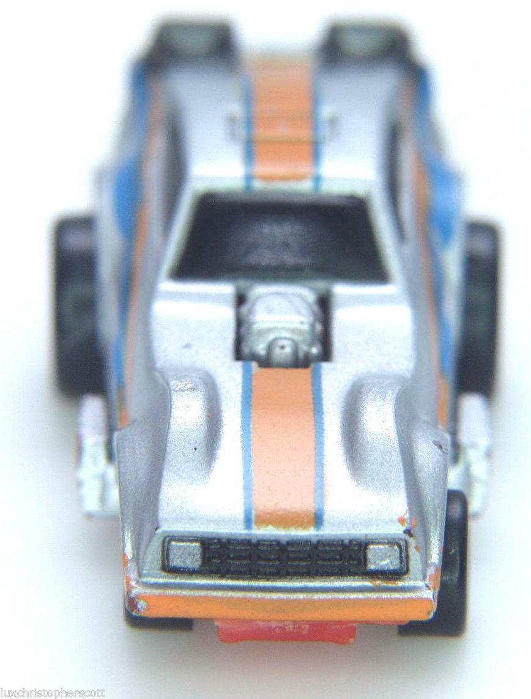 Micro Machines Plymouth Arrow Funny Car And 50 Similar Items Hotwheels Vw Drag Bus Mnm Rare Silver Blue Orange Galoob