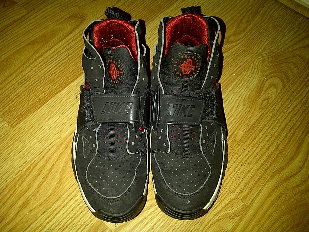 premium selection dbb82 4b432 Nike Air Trainer Huarache Shoes Sneakers, Mens 7.5 Retro 2003 Style  679083-003