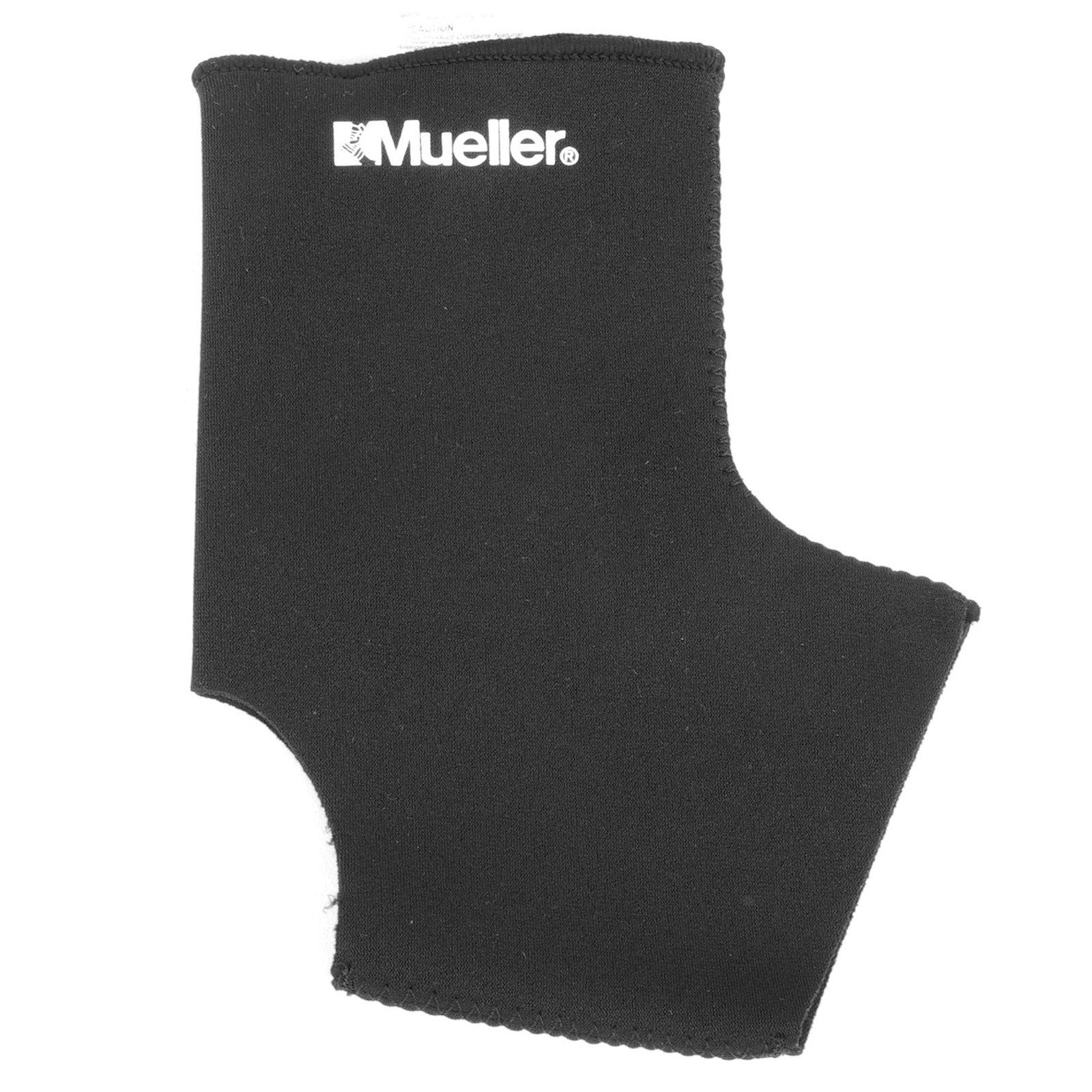 Mueller Ankle Support Neoprene Blend, Black, Large