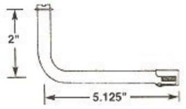 Venturi - Snap Lock, Stainless Steel (2 Required for Dual Burner) image 2