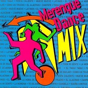 Merengue Dance Mix [Audio CD] Various Artists