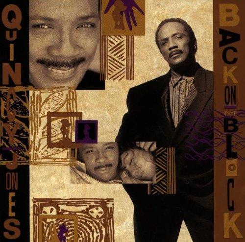 Back on the Block [Audio CD] Jones, Quincy