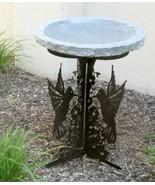 Stone Age Creations BB-HB-CHR Charcoal Hummingbird Silhouette Stone Bird... - $479.84