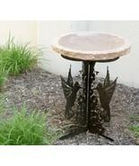 Stone Age Creations BB-HB-GLD Gold Hummingbird Silhouette Birdbath Natur... - $479.84