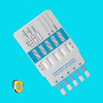 2 Pack of 5-Panel Drug Testing Kit / Test for 5 Drugs - Five Panel - $7.32