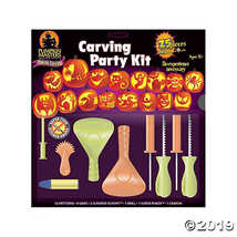 Pumpkin Carving Party Kit  - £9.66 GBP