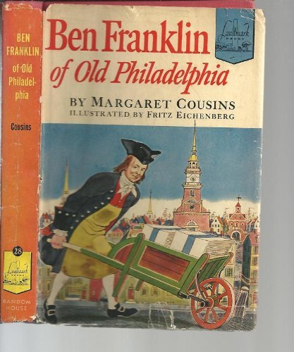 Ben franklin of old philadelphia landmark series book no for Bureau 13 book series