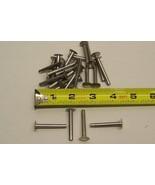 """aluminum semi-tubular rivet(s) 25 pcs. 1 7/16"""" X 3/16"""" - $5.25"""