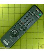Sony RMT-V231A Video REMOTE ✚ SLV-478 SLV-677F SLV-678F VHS VCR MANUALS ... - $12.30