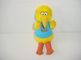 Sesame Street Big Bird Plush Stuffed Animal 9 inches - $4.90