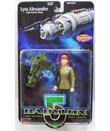 Babylon 5 Lyta Alexander no gloves variant 6 i... - $12.95