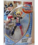 DC Super Hero Girls Harley Quinn Action Figure Doll - $9.95