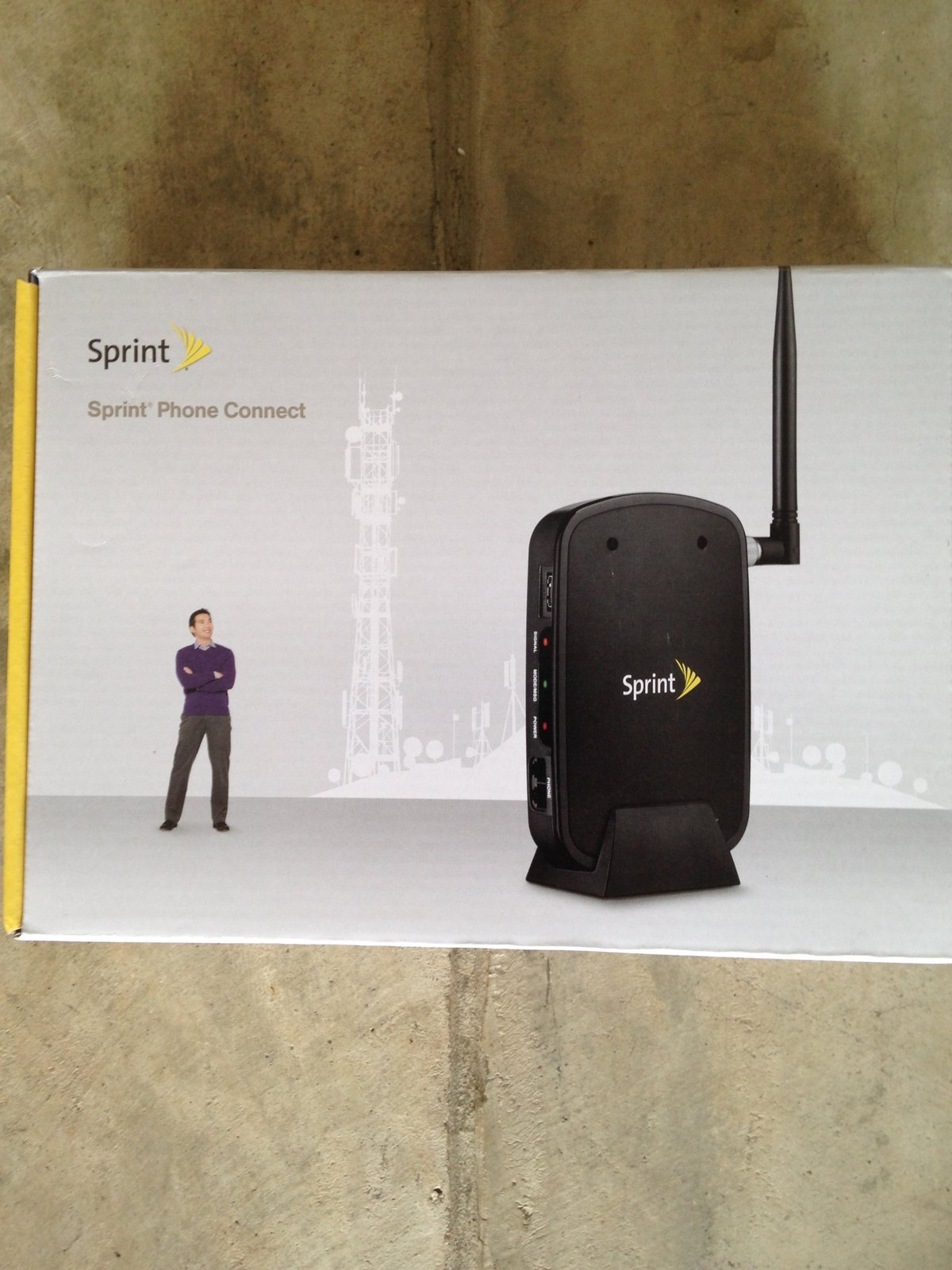 Sprint Phone Connect