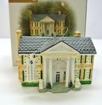Elvis Presley's Graceland Gift Set -Snow Village- Department 56 (Retired... - $119.99