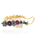 Back Hair Band Handmade Diamond Jewelry,Body Jewelry Accessories,Latest Designer - $1,782.00