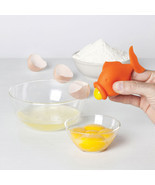 Yolkfish Egg seperator Original Home Cook Gigts Kitchen Gadgets Tools Bar - $17.00