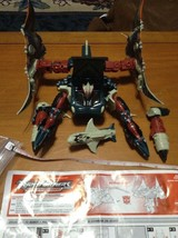 Transformers Beast Wars Depthcharge With Instructions  - $19.99