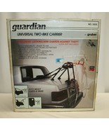 Guardian Universal Two-Bike Carrier – New In Sealed Box Model 1053 - $46.53