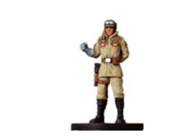 REBEL OFFICER 16 Wizards of the Coast STAR WARS Miniature - $1.29