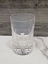 Tudor English Crystal Frobisher 5 Oz Flat Tumbler - $27.72