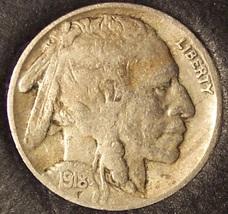 1918-S Buffalo Nickel F #0296 - $47.99