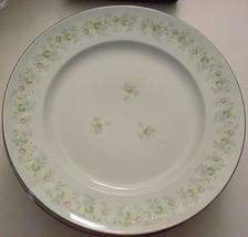 "Johann Haviland ""FOREVER SPRING"" China Floral Dinner Plate 10"" Bavaria Germany - $13.56"
