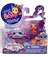 Littlest Pet Shop Shimmering Sky Fairies Morni... - $9.95