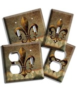 FLEUR DE LIS MEDIEVAL DESIGN LIGHT SWITCH OUTLE... - $7.99 - $17.59