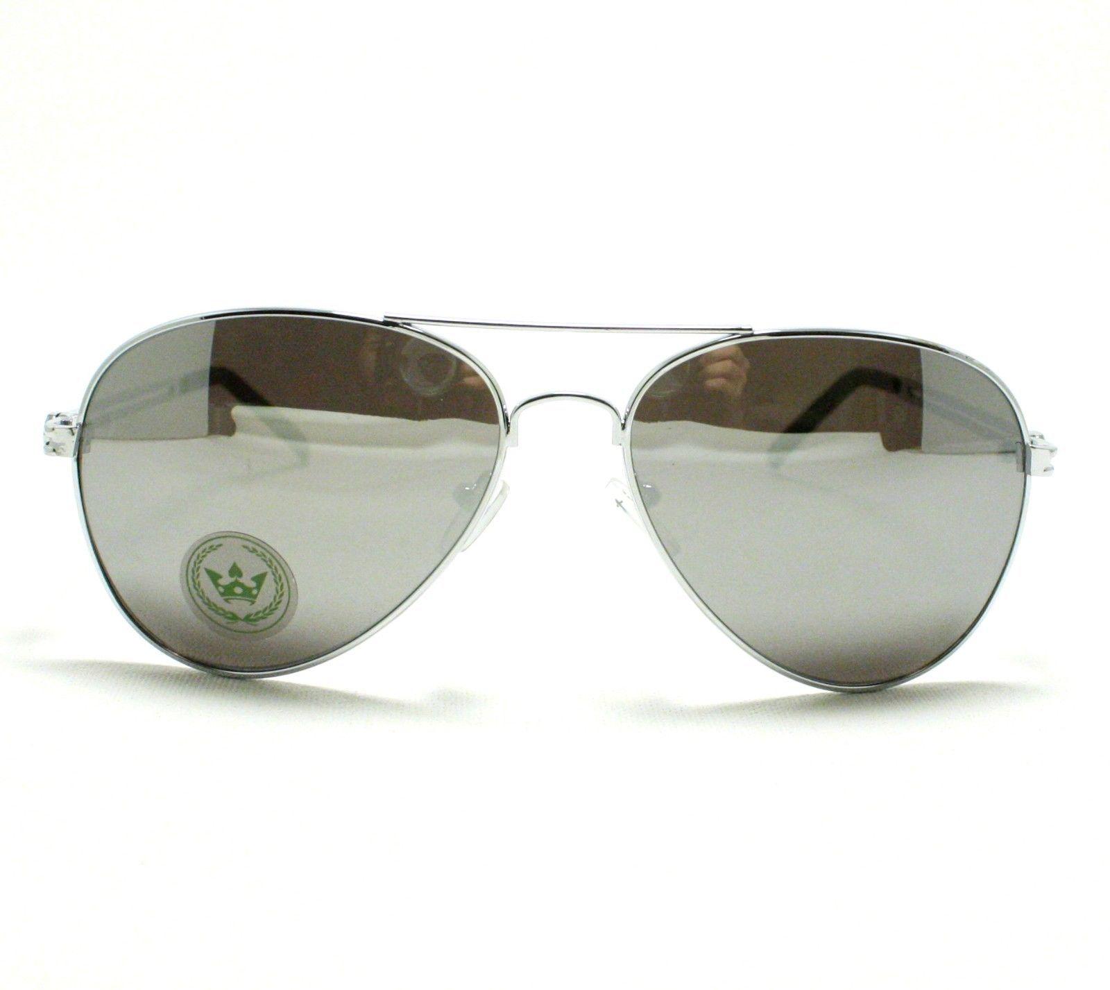 979a89bd70 Mens Color Mirror Lens Retro Wire Rim Police Bike Cop Aviator Sport  Sunglasses