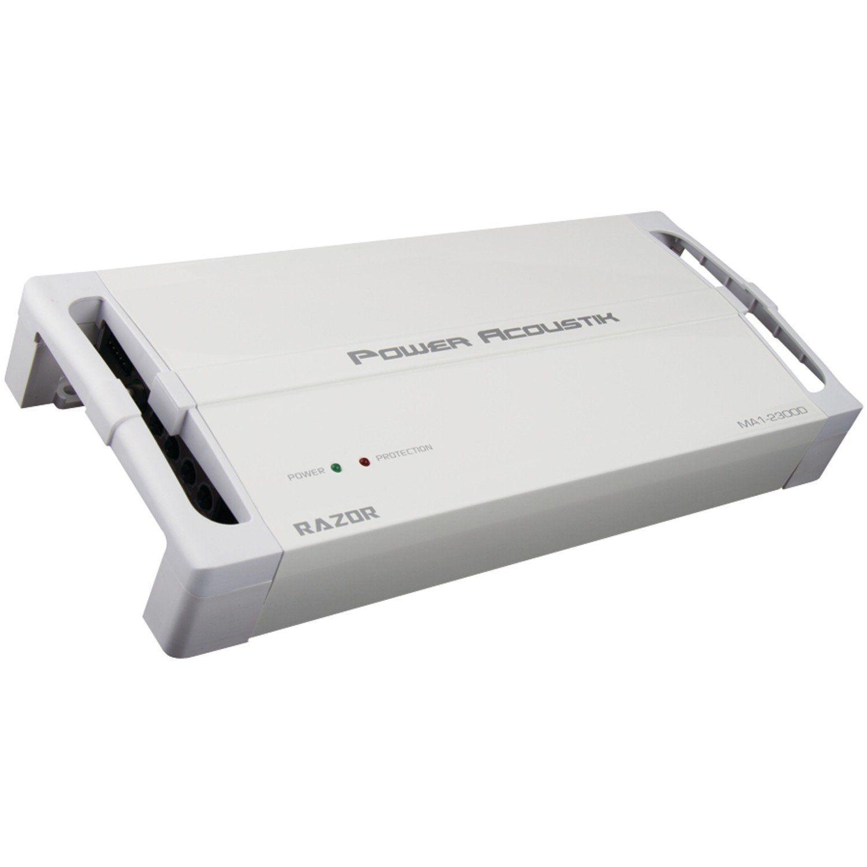 Power Acoustik Amplifier Gps 4 Listings Wiring Harness Marine Water Resistant Monoblock Razor Series Compact 14259