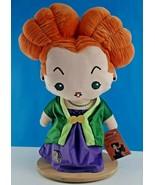 Disney Hocus Pocus Winifred Sanderson Halloween Plush Greeter New - $75.16
