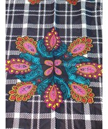 Diane Von Furstenberg large silk scarf Multi-color - $20.00