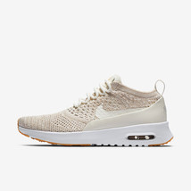 timeless design 646f9 41335 NIKE para DAMA Air Max Thea Ultra Flyknit Zapatos Sail Blanco 881175 102.