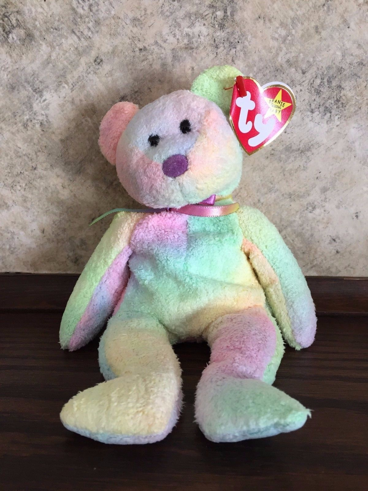 8af83494af0 TY Beanie Baby - Groovy the Bear - Born and 11 similar items. S l1600