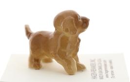 Hagen-Renaker Miniature Ceramic Dog Figurine Golden Retriever Pup image 2