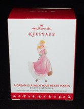 Hallmark Keepsake 2016 Dream Is A Wish Your Heart Makes Cinderella Ornament - $13.06