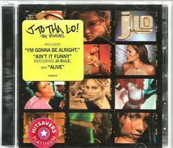 JENNIFER LOPEZ  *  J  TO  THA  L=O  *  CD 2002 - $3.00