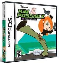 Disney's Kim Possible: Global Gemini - Nintendo DS [Nintendo DS] - $12.29