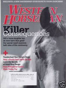 Primary image for Western Horseman August 2007 Magazine