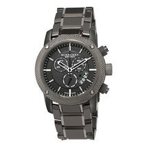 Burberry Men's Watch BU7716 Chrono Sport Gray Chronograph Dial  - $239.00