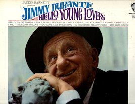 "Jimmy Durante ""Hello Young Lovers""  Record 33 RPM - $5.95"