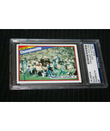 MARCUS ALLEN/ Oakland Raiders Championship Card~ Signed by Marcus. GREAT! - $88.83