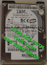 "20GB Fast SSD Replace IC25N020ATDA04-0 with this 2.5"" 44 PIN IDE SSD Solid State"