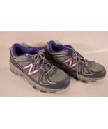 New Balance 412 V2 Womens Pink Purple Grey Running Shoes 10 US - $38.61