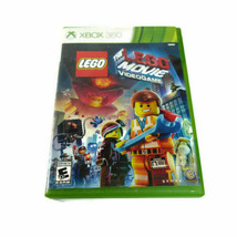 The LEGO Movie Videogame for Xbox 360 2014 No manual - $9.89