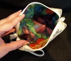 Clutch Bag/Wristlet/Makeup Bag - Money, dollars, 20's, 100's, 1's, greenbacks image 5